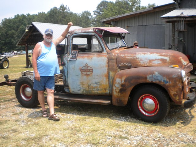 2011 Most Rusty Running Truck Winner