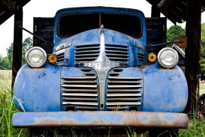 Rusty Relics: The stories this old truck could tell